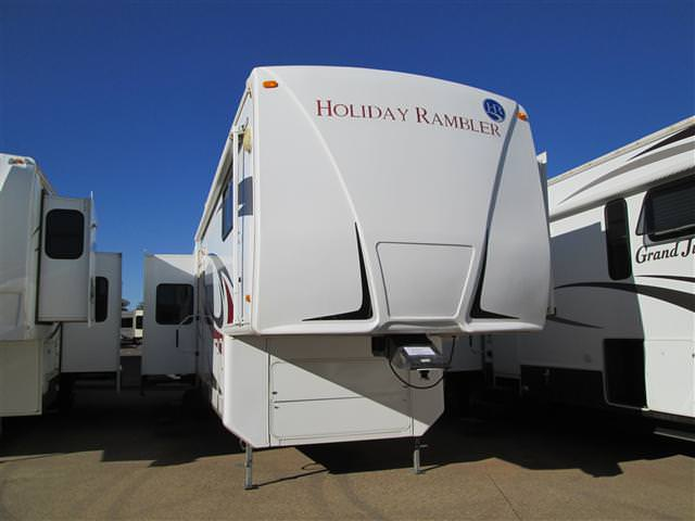 2009 Holiday Rambler ALUMA SUITE